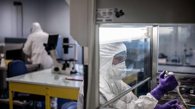 Một công ty công nghệ sinh học ở Mỹ đã gửi đi mẫu vaccine thử nghiệm đầu tiên ngừa COVID-19 để thử nghiệm trên người (Ảnh: The Hill)