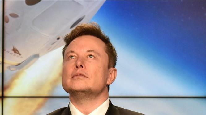 CEO Tesla và SpaceX, tỷ phú Elon Musk (Ảnh: Reuters)