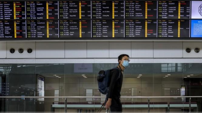 Giới chuyên gia cho rằng nhiều du khách đến hoặc trở lại Hong Kong không khai báo trung thực về tình trạng sức khỏe (Ảnh: SCMP)