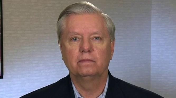 Thượng nghị sĩ Lindsey Graham (Ảnh: Fox News)