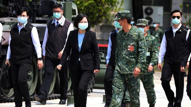 Đài Loan bác cáo buộc cho rằng họ có lời lẽ phân biệt chủng tộc với Tổng Giám đốc WHO (Ảnh: Reuters)