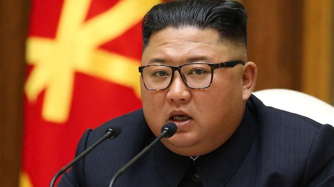 Lãnh đạo Triều Tiên Kim Jong-un (Ảnh: Telegraph)