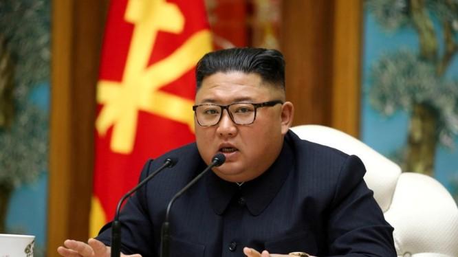 Đang có nhiều đồn đoán về tình hình sức khỏe của lãnh đạo Triều Tiên Kim Jong-un (Ảnh: KCNA)