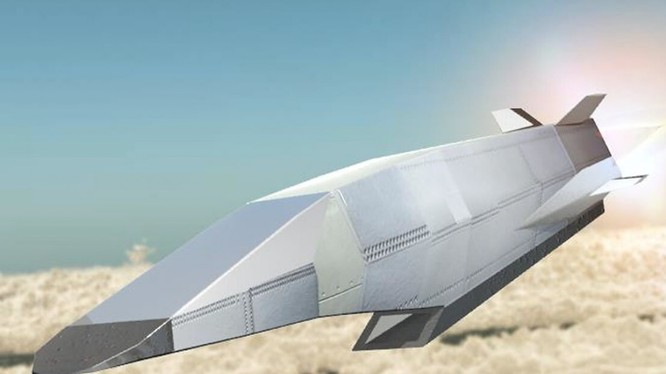 Tên lửa mà Nhật đang phát triển được cho là có vận tốc gấp 5 lần vận tốc âm thanh (Ảnh: ATLA)