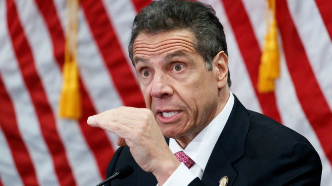 Thống đốc New York Andrew Cuomo quan ngại về 3 trường hợp trẻ em tử vong do hội chứng hiếm liên quan tới COVID-19 (Ảnh: NYTImes)