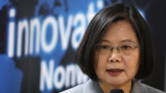 Lãnh đạo Đài Loan Thái Anh Văn (Ảnh: Reuters)