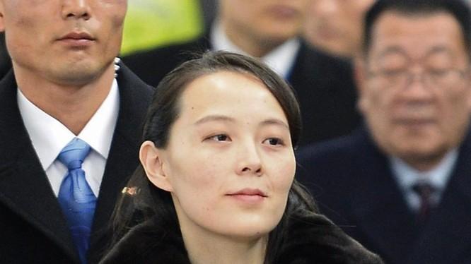 Bà Kim Yo Jong, em gái của lãnh đạo Triều Tiên Kim Jong-un (Ảnh: IndiaTimes)