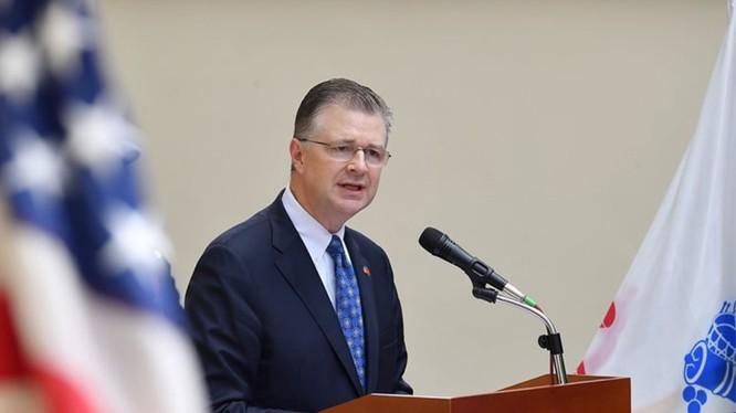 Đại sứ Mỹ tại Việt Nam Daniel J. Kritenbrink