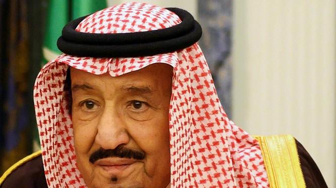 Quốc vương Salman, 84 tuổi, nhập viện điều trị chứng viêm túi mật (Ảnh: Reuters)