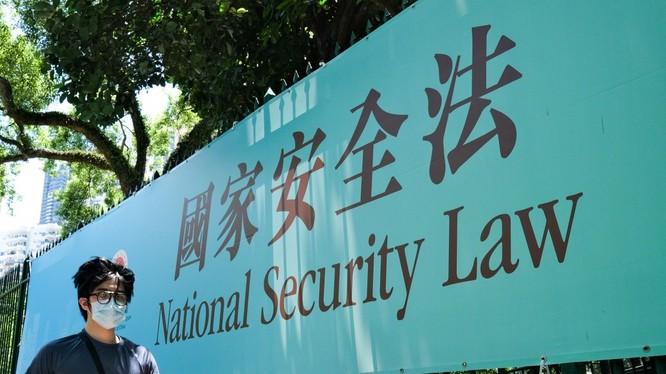 Bắc Kinh đã áp dụng luật an ninh quốc gia mới ở Hong Kong từ tháng trước (Ảnh: SCMP)