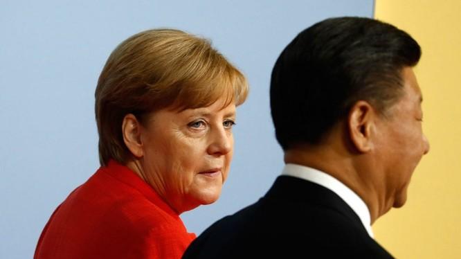 EU vẫn đang do dự trong cách ứng xử với Trung Quốc, và chưa có sự đồng thuận trong vấn đề này (Ảnh: AsiaTimes)