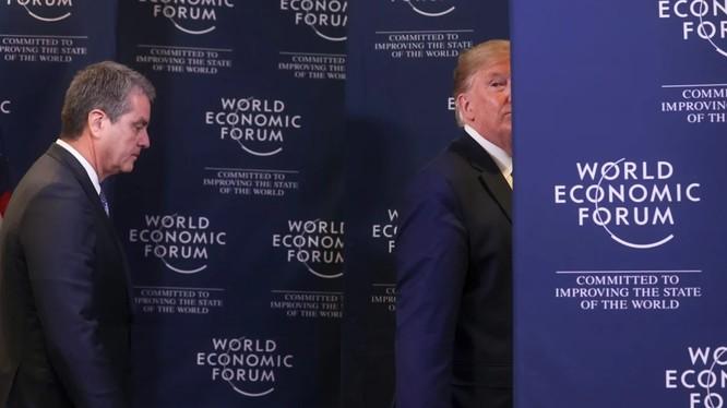 Giới phân tích cho rằng ông Trump có thể cân nhắc rút nước Mỹ khỏi WTO (Ảnh: Reuters)