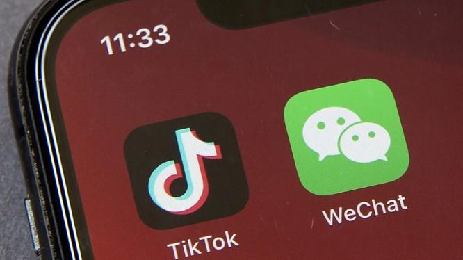 Trung Quốc tuyên bố đưa ra biện pháp đáp trả sau lệnh cấm TikTok và WeChat của Mỹ (Ảnh: SCMP)