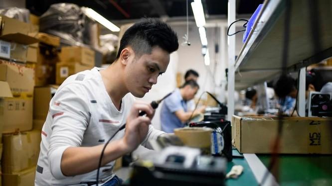 Dự luật mới được Bộ Thương mại Trung Quốc công bố lần đầu tiên vào năm 2017 (Ảnh: AFP)
