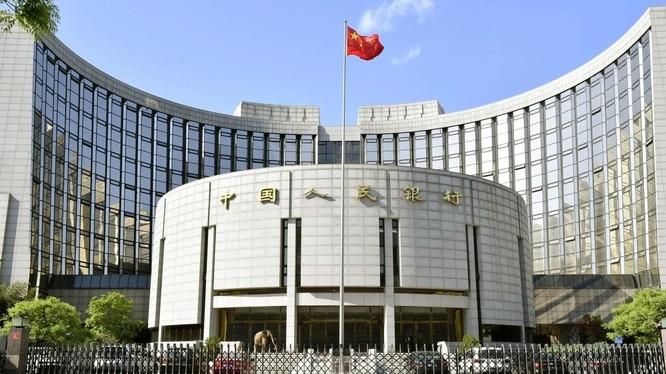 Ngân hàng trung ương Trung Quốc đã đưa ra dự thảo luật để tạo nền tảng pháp lý cho tiền kỹ thuật số (Ảnh: Kyodo News)