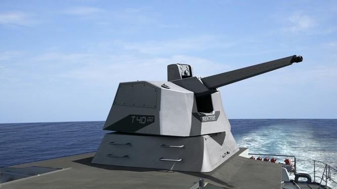 Hệ thống vũ khí do Thales và Nexter phát triển (Ảnh: Thales-Nexter)