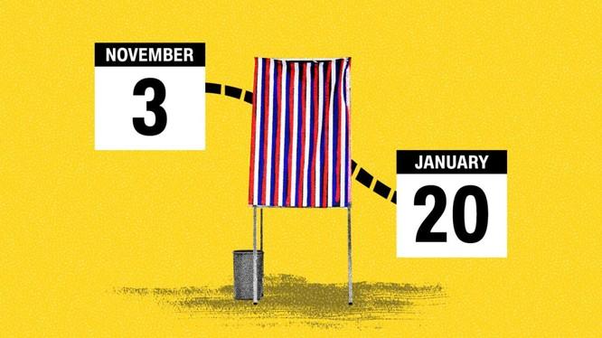 Vẫn còn nhiều diễn biến đáng chú ý tính từ thời điểm này cho tới ngày Tổng thống Mỹ tuyên thệ (Ảnh: CNN)