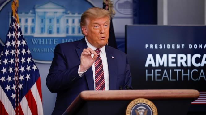 Chiến dịch Trump tuyên bố sẽ kháng lại phán quyết của Thẩm phán Brann và mang vụ kiện lên Tòa án Tối cao Mỹ (Ảnh: Reuters)