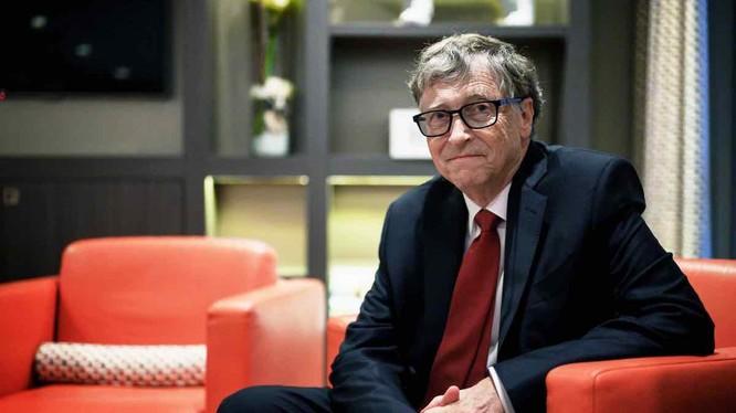 Bill Gates đưa ra cảnh báo mới về COVID-19 (Ảnh: News18)