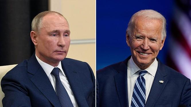 Tổng thống Putin gửi lời chúc tới ông Biden và hy vọng vào mối quan hệ hợp tác Nga-Mỹ trong tương lai (Ảnh: RT)