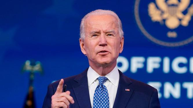 Tổng thống đắc cử Joe Biden cam kết miễn học phí cao đẳng cộng đồng cho tất cả (Ảnh: CNBC)