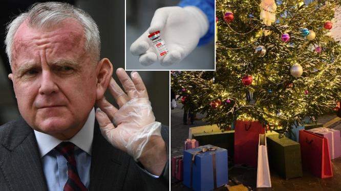 Đại sứ Mỹ tại Nga John Sullivan đưa ra danh sách những món quà Giáng sinh mong muốn, và Bộ Ngoại giao Nga đưa ra đề xuất thú vị (Ảnh: RT)