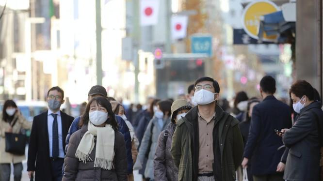 Chính phủ Nhật Bản cho hay đang cân nhắc về tuyên bố lệnh khẩn cấp với khu vực Tokyo (Ảnh: Getty)