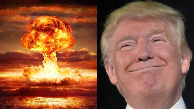 """Chủ tịch Hạ viện Nancy Pelosi lo ngại rằng vị tổng thống """"rối trí"""" có thể kích hoạt tấn công hạt nhân (Ảnh: Vox)"""