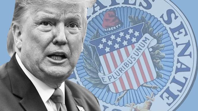 Phiên tòa xét xử Tổng thống Trump tại Thượng viện sẽ diễn ra như thế nào? (Ảnh: FT)