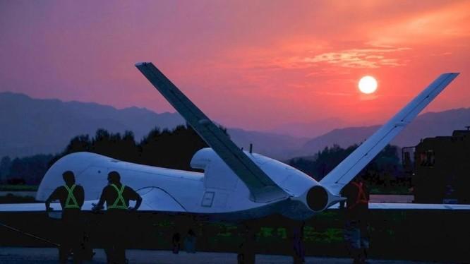 Một số học giả Trung Quốc khuyến khích dùng drone để bảo vệ các vùng biển tranh chấp (Ảnh: Handout)