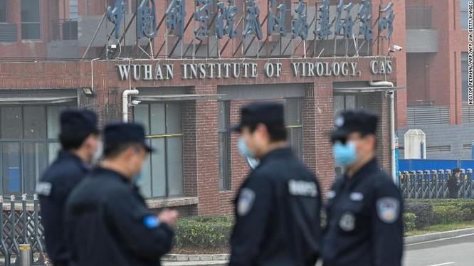 Phòng thí nghiệm BSL-4 duy nhất ở Trung Quốc thuộc quản lý của Viện Virus học Vũ Hán (Ảnh: CNN)
