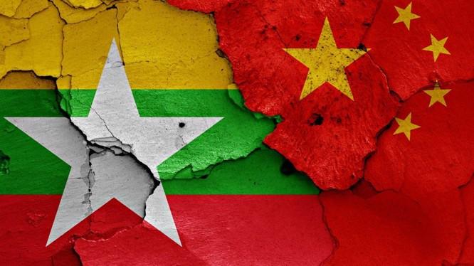 Myanmar và Trung Quốc có thể xích lại gần nhau hơn sau cuộc đảo chính ngày 1/2 (Ảnh: Getty)