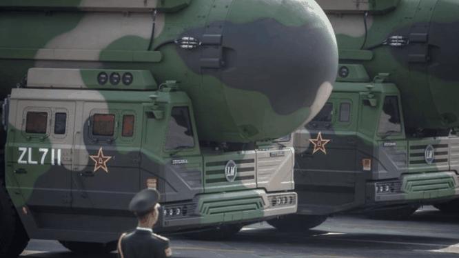Trung Quốc tuyên bố thử thành công hệ thống đánh chặn tên lửa đạn đạo giai đoạn giữa (Ảnh: Handout)
