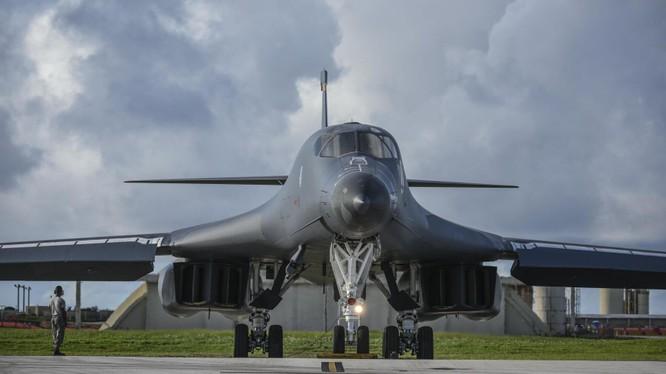 Máy bay ném bom B-1 của Mỹ được triển khai tới Na Uy (Ảnh: US Air Force)