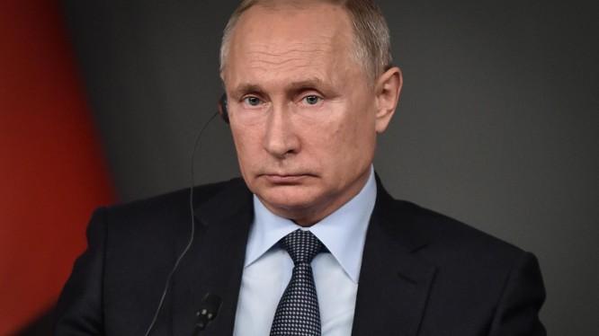 Tổng thống Nga Vladimir Putin (Ảnh: Getty)