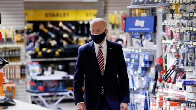 Nhiều người dân Mỹ quan ngại về trí lực của Tổng thống Joe Biden (Ảnh: RT)