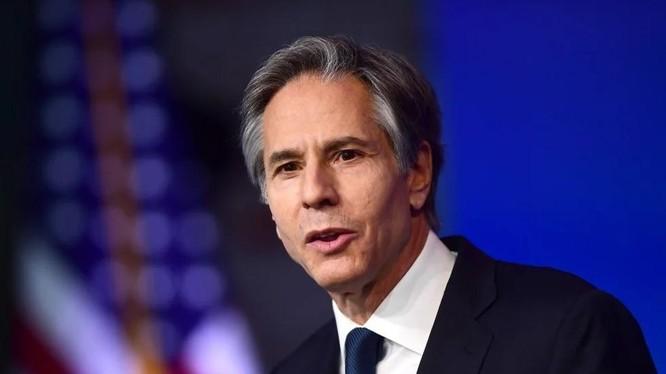 Ngoại trưởng Mỹ Antony Blinken (Ảnh: Getty)