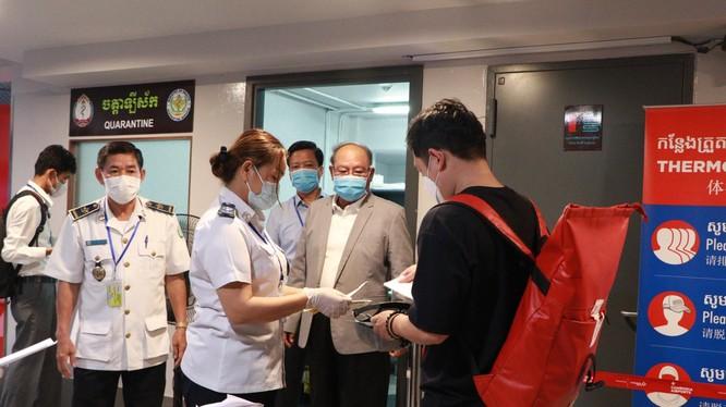 WHO cảnh báo Campuchia đang trong giai đoạn dịch COVID-19 nguy hiểm (Ảnh: WHO)
