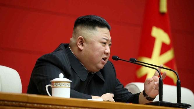 Lãnh đạo Triều Tiên Kim Jong-un (Ảnh: Reuters)