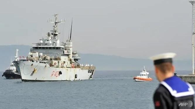 Italy đã trục xuất các nhà ngoại giao Nga trong vụ việc nghiêm trọng (Ảnh: AFP)