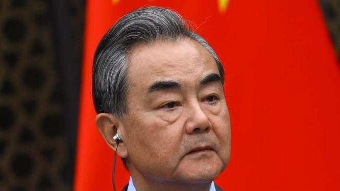 Ngoại trưởng Trung Quốc Vương Nghị (Ảnh: SCMP)