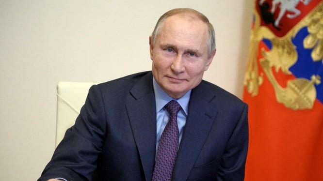 Tổng thống Nga Vladimir Putin (Ảnh: Time of Israel)