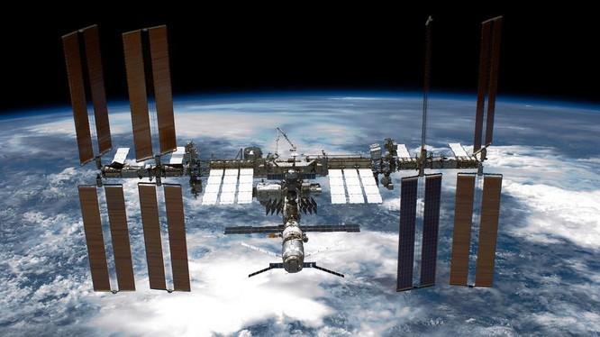 Trạm vũ trụ quốc tế (Ảnh: RT)