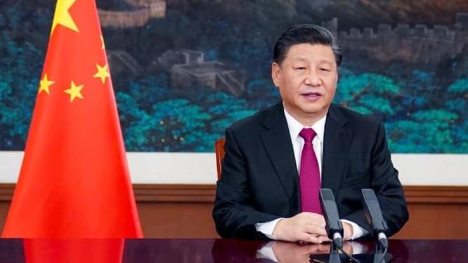 Chủ tịch Trung Quốc Tập Cận Bình (Ảnh: CNBC)