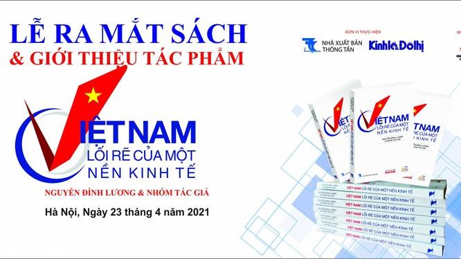 """Bà Virginia """"Ginny"""" Foote, Chủ tịch Phòng Thương mại Hoa Kỳ tại Việt Nam, sẽ có mặt dự lễ ra mắt và giới thiệu tác phẩm tại Hà Nội"""