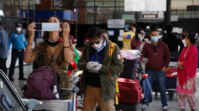 Ấn Độ ghi nhận số ca nhiễm COVID-19 trong ngày ở mức kỷ lục thế giới trong hôm 22/4 (Ảnh: API)