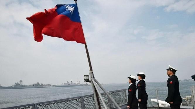 Mỹ và các đồng minh quan ngại về một cuộc xung đột có thể bùng do vấn đề Đài Loan (Ảnh: AFP)