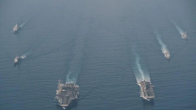 Trung Quốc tố Mỹ tăng cường các hoạt động do thám gây bất ổn trong khu vực (Ảnh: SCMP)