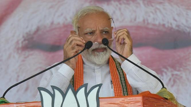 Đảng BJP của Thủ tướng Modi thất bại ở Tây Bengal (Ảnh: Axios)