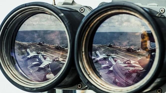 Căng thẳng chính trị khiến PLA không duy trì được đường dây liên lạc với quân đội My, theo một nguồn tin (Ảnh: US Navy)